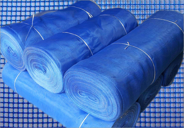 Anti Insect Netting For Window Screening In Plastic And
